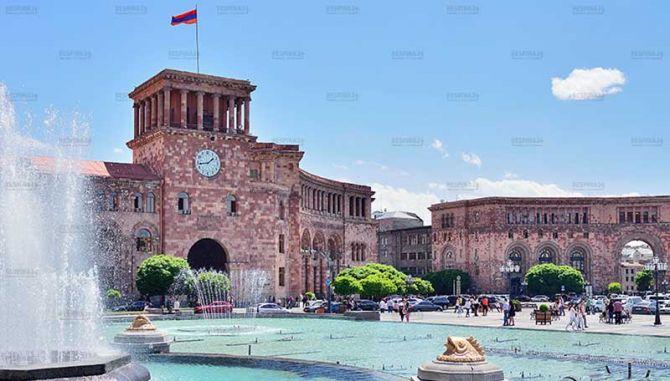 خرید تور ارمنستان از مشهد