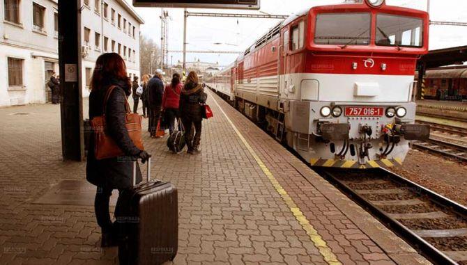 خرید اینترنتی بلیط قطار مراغه تهران